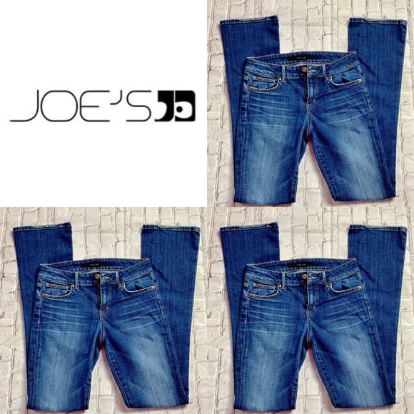Joe S Jeans Jeans Joes Jeans Dark Wash With Subtle Hand Sanding Poshmark